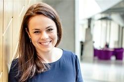 Kate Forbes Scottish Scotland Finance Minister